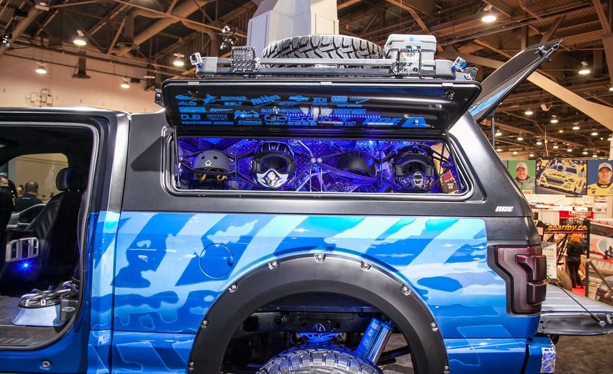 2015 Ford F-150 Invades SEMA—And You Can See Them All Here - Slide 28