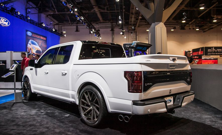 2015 Ford F-150 Invades SEMA—And You Can See Them All Here - Slide 22