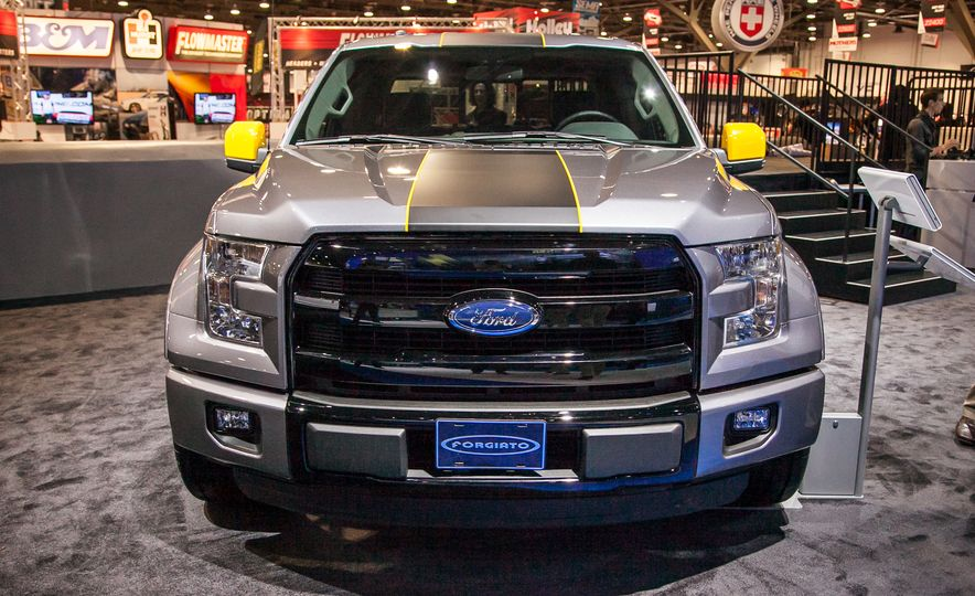 2015 Ford F-150 Invades SEMA—And You Can See Them All Here - Slide 18