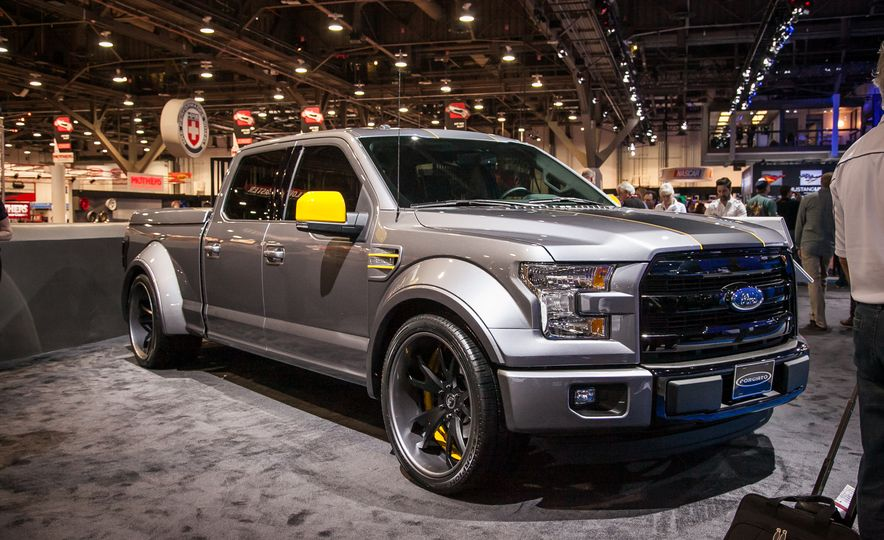 2015 Ford F-150 Invades SEMA—And You Can See Them All Here - Slide 19