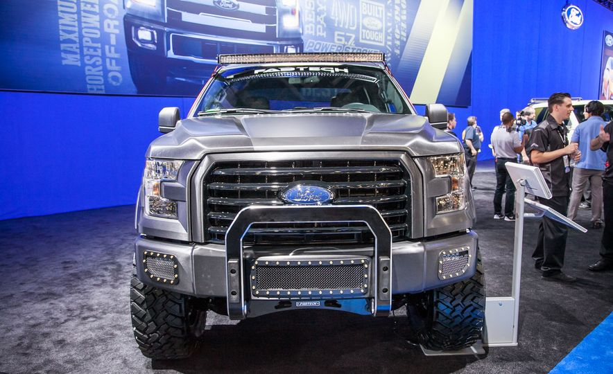 2015 Ford F-150 Invades SEMA—And You Can See Them All Here - Slide 14