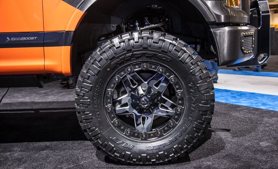 2015 Ford F-150 Invades SEMA—And You Can See Them All Here - Slide 17