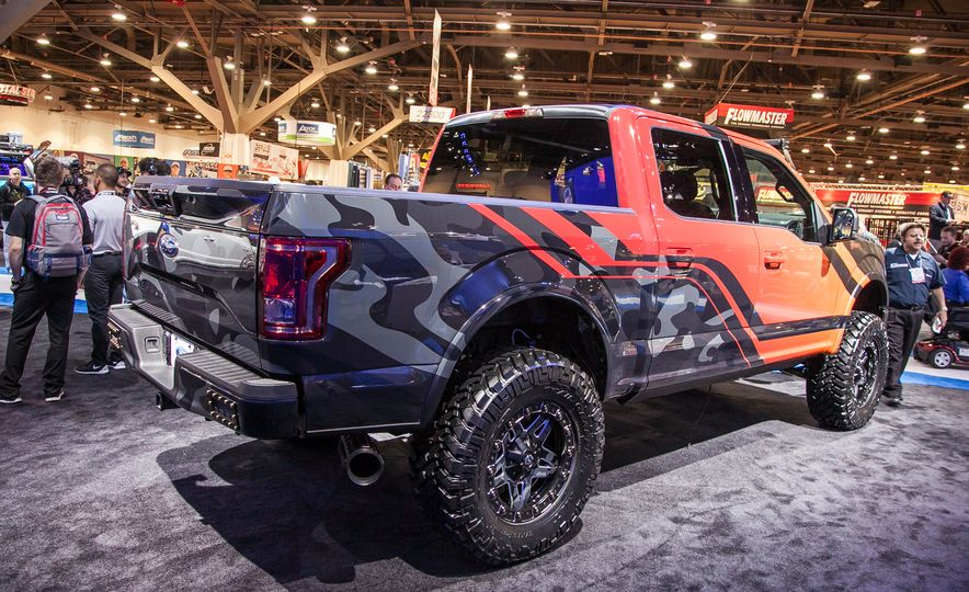 2015 Ford F-150 Invades SEMA—And You Can See Them All Here - Slide 16