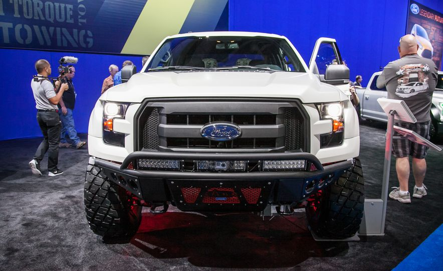 2015 Ford F-150 Invades SEMA—And You Can See Them All Here - Slide 10