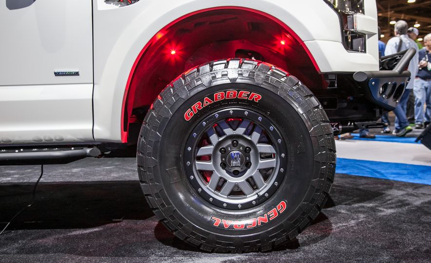 2015 Ford F-150 Invades SEMA—And You Can See Them All Here - Slide 13
