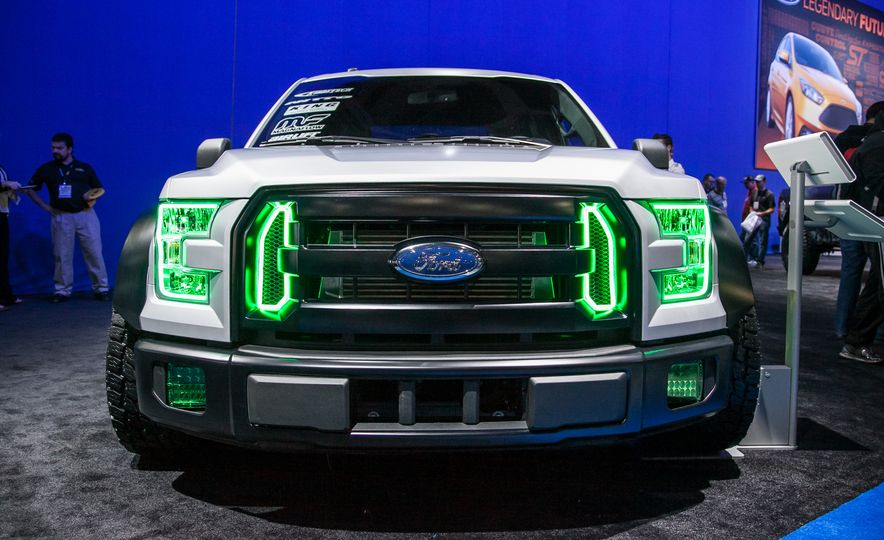 2015 Ford F-150 Invades SEMA—And You Can See Them All Here - Slide 5