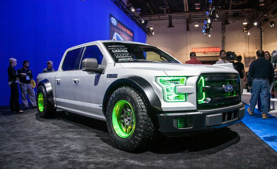 2015 Ford F-150 Invades SEMA—And You Can See Them All Here - Slide 6