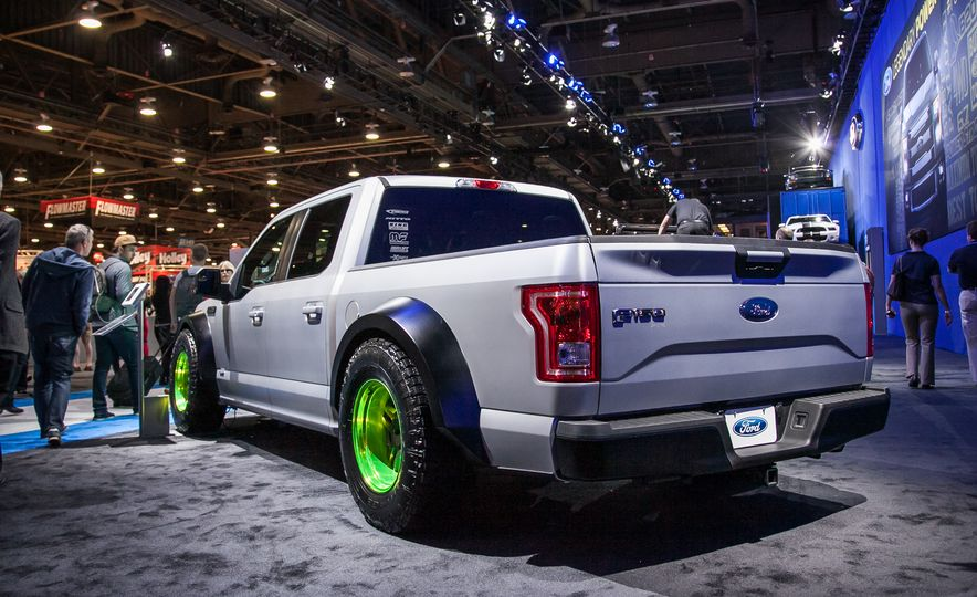 2015 Ford F-150 Invades SEMA—And You Can See Them All Here - Slide 7