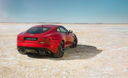 Jaguar Confirms AWD F-Type, Races It Toward Airborne Fighter Jet [Video]