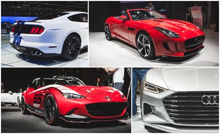 The 10 Cars You Need to See from the 2014 L.A. Auto Show