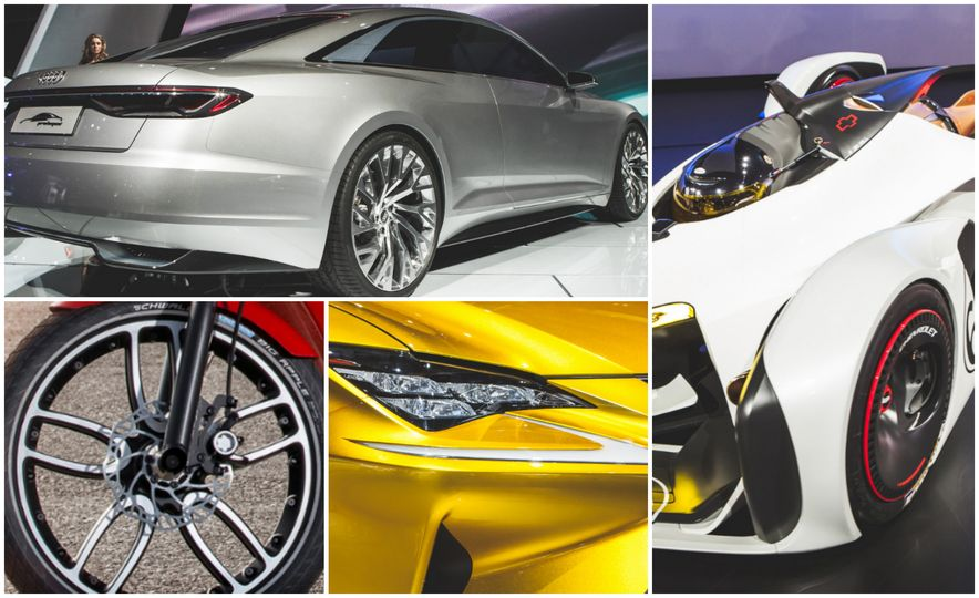 The 5 Hottest Concept Cars of the 2014 Los Angeles Auto Show - Slide 1