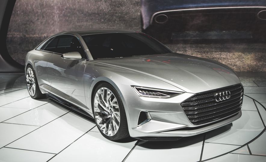 The 5 Hottest Concept Cars of the 2014 Los Angeles Auto Show - Slide 2