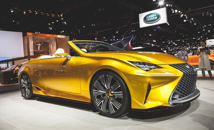 The 5 Hottest Concept Cars of the 2014 Los Angeles Auto Show - Slide 13