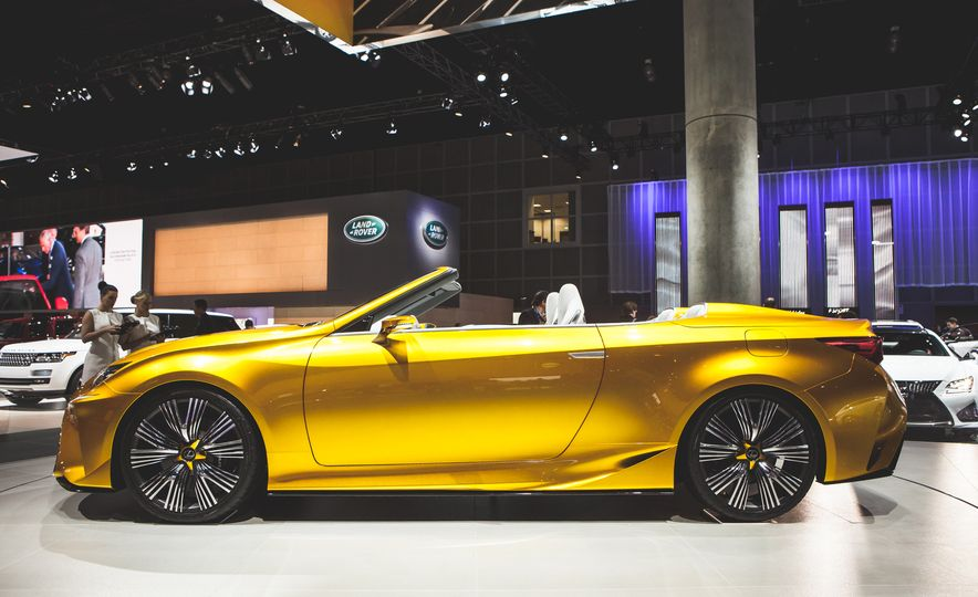 The 5 Hottest Concept Cars of the 2014 Los Angeles Auto Show - Slide 12