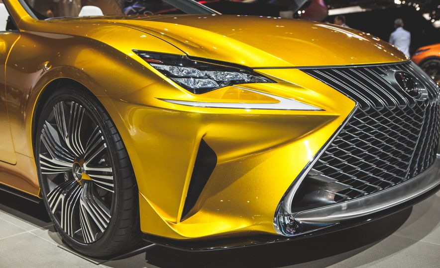 The 5 Hottest Concept Cars of the 2014 Los Angeles Auto Show - Slide 15