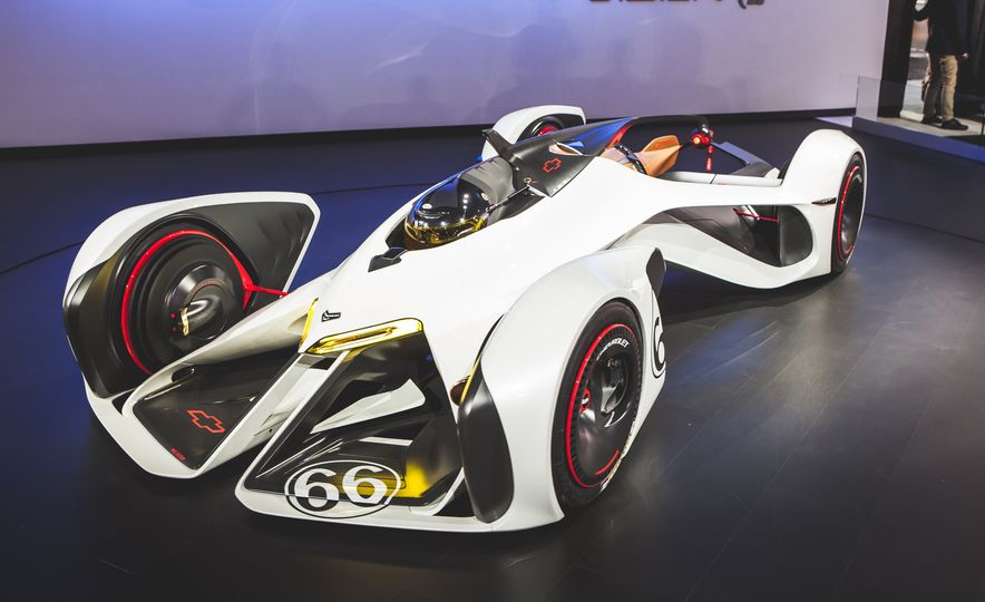 The 5 Hottest Concept Cars of the 2014 Los Angeles Auto Show - Slide 6