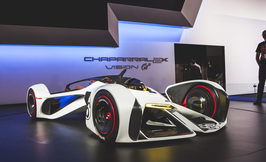 The 5 Hottest Concept Cars of the 2014 Los Angeles Auto Show - Slide 7