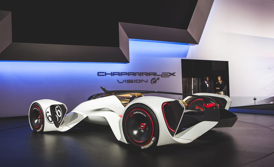 The 5 Hottest Concept Cars of the 2014 Los Angeles Auto Show - Slide 10