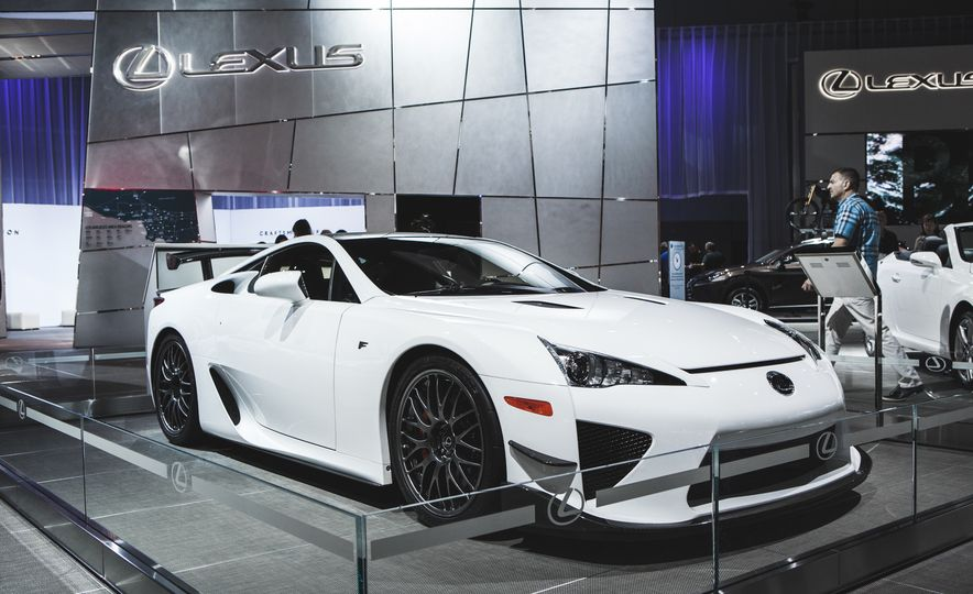 All Radness, No Badness: 7 Hot Race and Performance Cars from the L.A. Auto Show - Slide 12