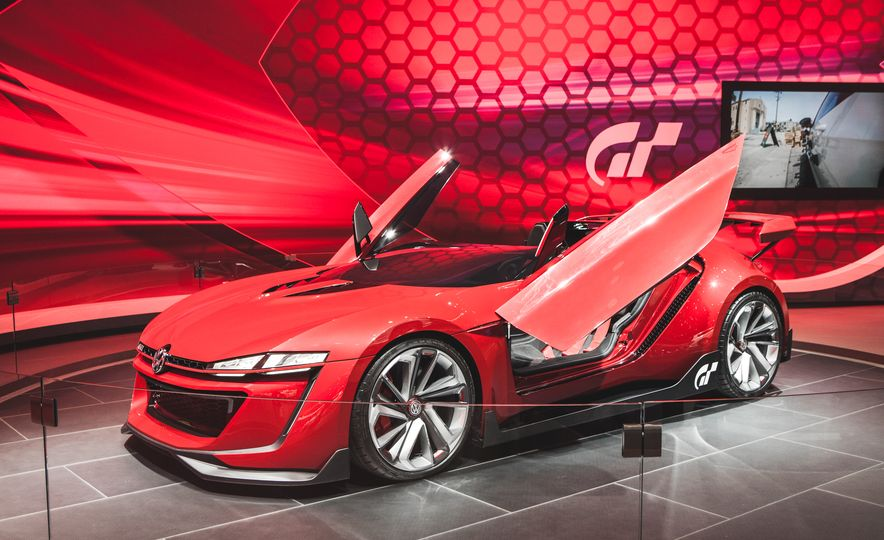 All Radness, No Badness: 7 Hot Race and Performance Cars from the L.A. Auto Show - Slide 13
