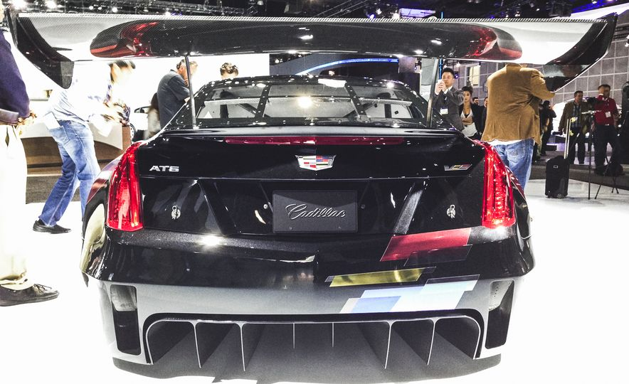All Radness, No Badness: 7 Hot Race and Performance Cars from the L.A. Auto Show - Slide 4