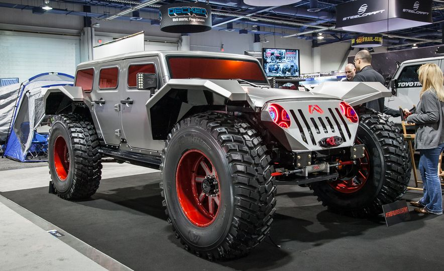 The Great and the Gawdawful: The 45 Cars You Must See from SEMA 2014 - Slide 67