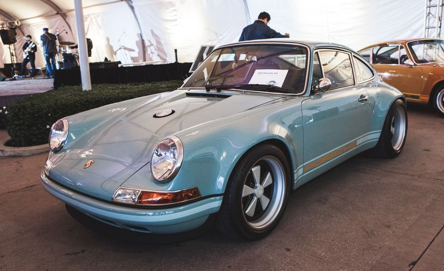 Hey, We Found a Pile of Sweet Vintage Porsches, Benzes, and Detroit Iron at the L.A. Auto Show - Slide 10