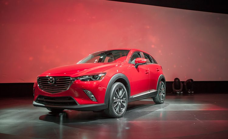 CX-360! Get the Full 360-Degree 2016 Mazda CX-3 Experience