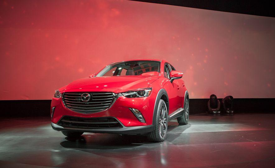 2016 Mazda CX-3 - Slide 2