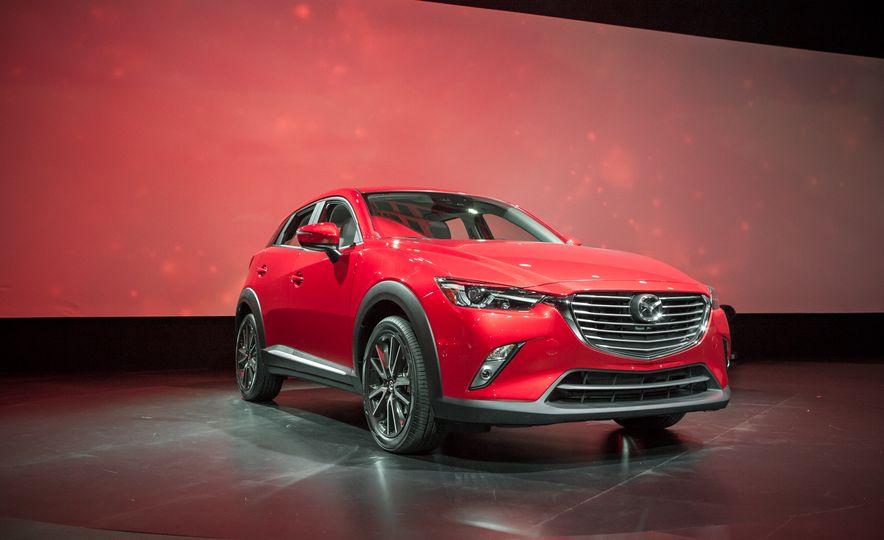 2016 Mazda CX-3 - Slide 4