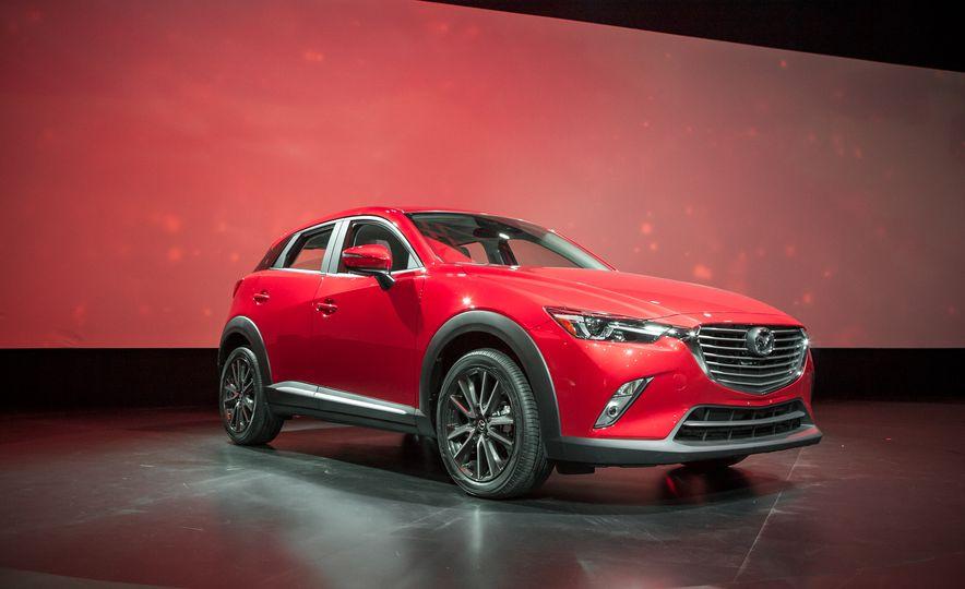 2016 Mazda CX-3 - Slide 5