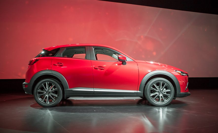 2016 Mazda CX-3 - Slide 7