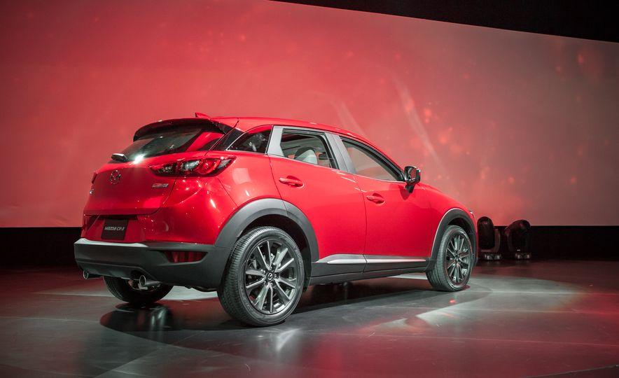 2016 Mazda CX-3 - Slide 8