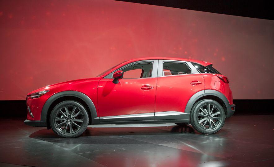 2016 Mazda CX-3 - Slide 13