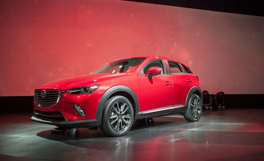 2016 Mazda CX-3 - Slide 15
