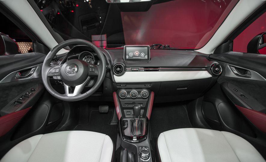 2016 Mazda CX-3 - Slide 16