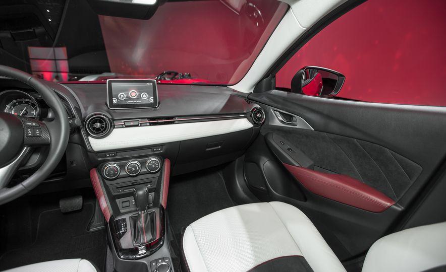 2016 Mazda CX-3 - Slide 17