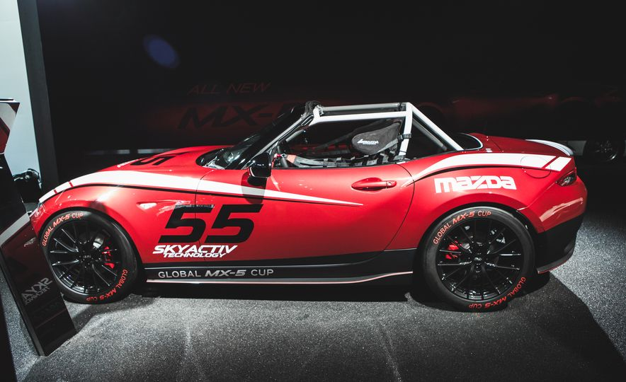 2016 Mazda MX-5 Cup Car - Slide 8