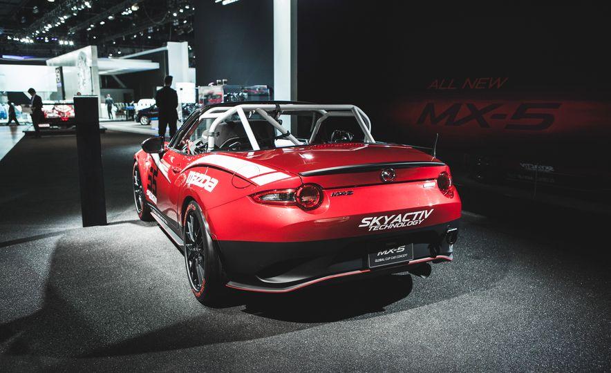 2016 Mazda MX-5 Cup Car - Slide 11