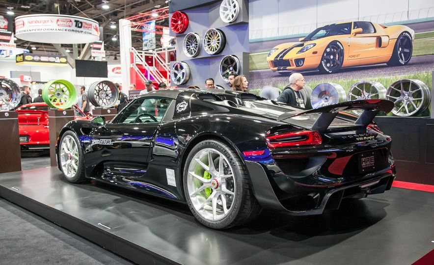 The Great and the Gawdawful: The 45 Cars You Must See from SEMA 2014 - Slide 8