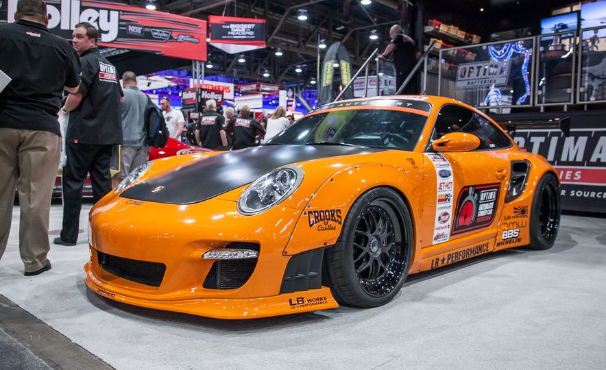 The Great and the Gawdawful: The 45 Cars You Must See from SEMA 2014 - Slide 9