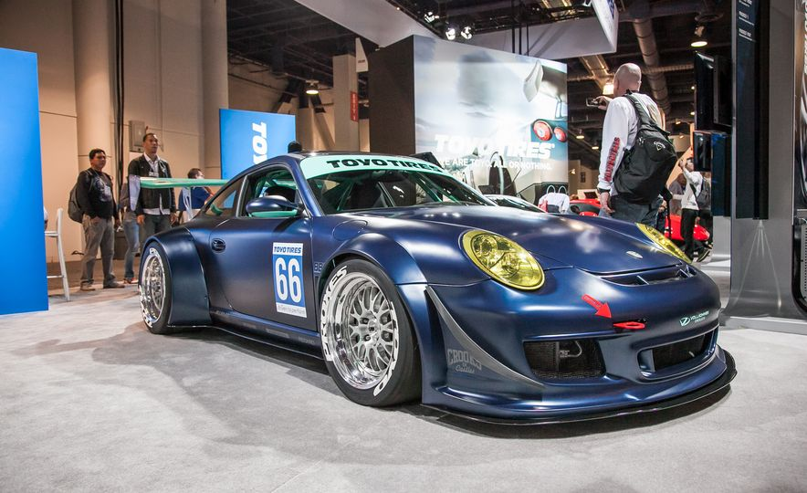 The Great and the Gawdawful: The 45 Cars You Must See from SEMA 2014 - Slide 17