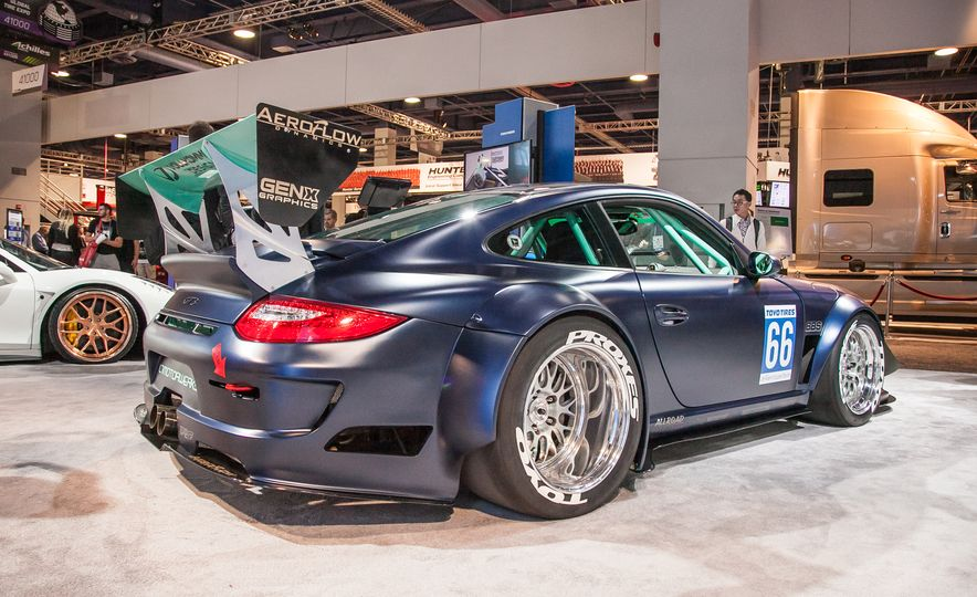 The Great and the Gawdawful: The 45 Cars You Must See from SEMA 2014 - Slide 18