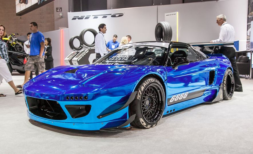 The Great and the Gawdawful: The 45 Cars You Must See from SEMA 2014 - Slide 26