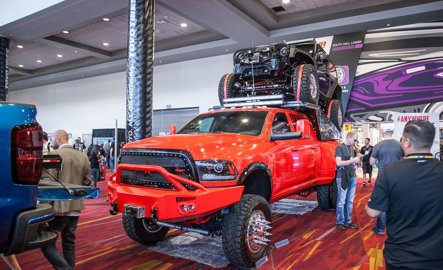 The Great and the Gawdawful: The 45 Cars You Must See from SEMA 2014 - Slide 28