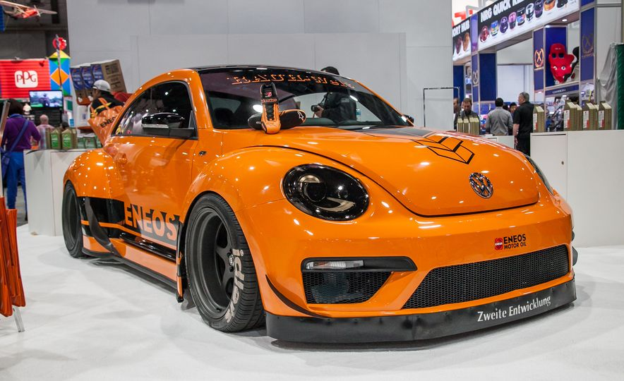 The Great and the Gawdawful: The 45 Cars You Must See from SEMA 2014 - Slide 46
