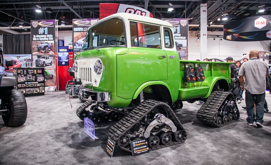 The Great and the Gawdawful: The 45 Cars You Must See from SEMA 2014 - Slide 41