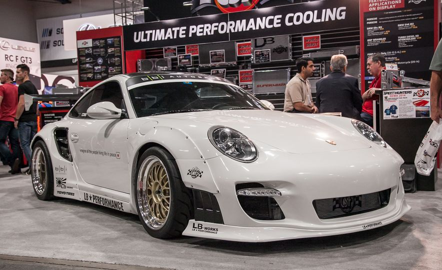 The Great and the Gawdawful: The 45 Cars You Must See from SEMA 2014 - Slide 42