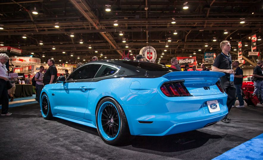 The Ford Mustangs of SEMA—New, Old, And Everything in Between - Slide 9