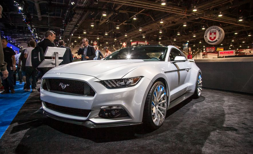 The Ford Mustangs of SEMA—New, Old, And Everything in Between - Slide 12